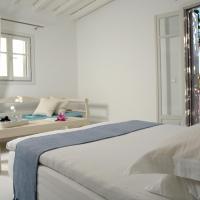 Kapetan Tasos Suites, hotel in Pollonia