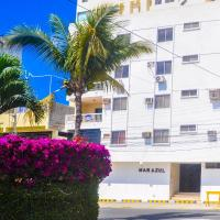 Blue Ocean Apartments Chipipe, hotel em Salinas