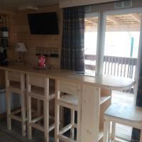 Gîte mobile home réaménagé à Ugine entre Albertville et Annecy, отель в Ужине
