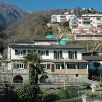 Ristorante Canvetto Ticinese con alloggio, отель в городе Бриссаго