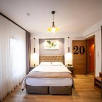 Set Özer Hotel, hotel in Canakkale