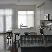 Modern luxurious forest backing townhouse in Toronto-GTA, hotel em Vaughan