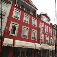 Hôtel de La Paix, hôtel à Bagnères-de-Bigorre