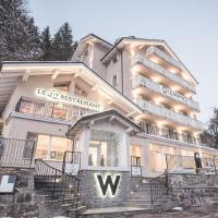 Le White, hotel in Champéry