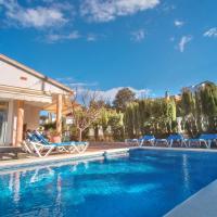 Casa de vacaciones con piscina privada, hotel in Calonge