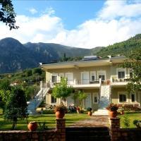 Dimitriou Rooms, Hotel in Gliki