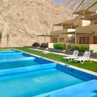 Suites Las Bahías, hotel in Cieneguilla