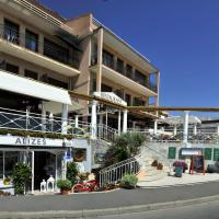 Hôtel Les Alizés, hotel in Cavalaire-sur-Mer