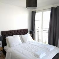 Holiday Apartment Val d'Europe, hôtel à Chessy