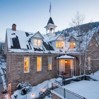 Washington School House Hotel, hotel in Park City