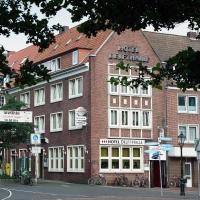 Hotel Delfthalle, Hotel in Emden