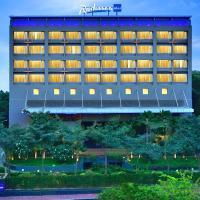 Radisson Blu Bengaluru Outer Ring Road, hotel in Bangalore