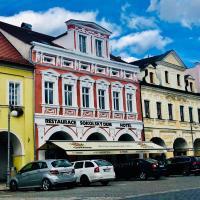 Hotel Sokolský Dům, hotel in Domažlice