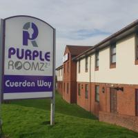 Purple Roomz Preston South, hotel in Preston
