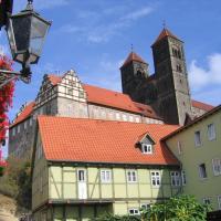 Hotel Domschatz, hotel in Quedlinburg