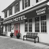 Dominion Hotel, hotel in Minden