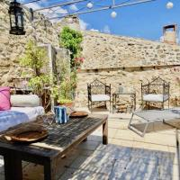 Un Patio En Luberon Homes Rental