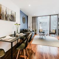 BE:Piccadilly Circus Apartments