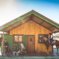 Camping Fort Bravo, отель в городе Табернас