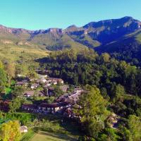 Cavern Resort & Spa, hotel in Bergville