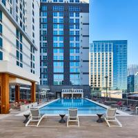 SpringHill Suites by Marriott Nashville Downtown/Convention Center