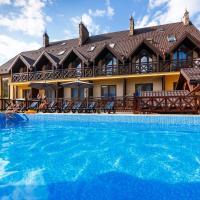 Hotel Rubel, hotel in Yaremche