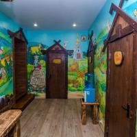 Guest House Tri Bogatyrya, hotel in Velikiy Ustyug