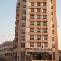 Hotel Egreta, hotel in Tulcea