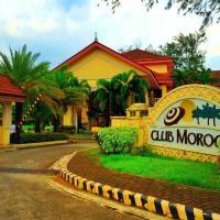 Club Morocco Beach Resort and Country Club, hotel sa Subic