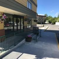 Americas Best Value Inn & Suites Anchorage Airport, hotel near Ted Stevens Anchorage International Airport - ANC, Anchorage