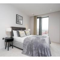 2BR Apartment with views in King's Cross