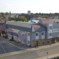 Wellness Hotel Tatra, отель в городе Nový Bydžov