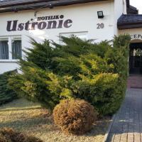 USTRONIE – hotel w mieście Zgierz
