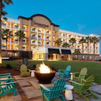 DoubleTree by Hilton Galveston Beach, hotel en Galveston