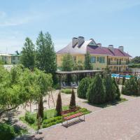 U lukomorya, отель в Бердянске
