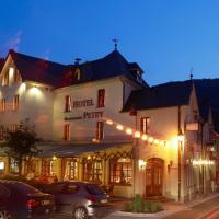 Hotel Petry, отель в городе Вианден