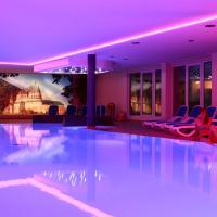 Hotel Belle Vue, отель в городе Вианден