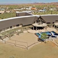 Namibia VILLA ZULA Bed & Breakfast