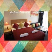 Parkwood Motel & Apartments, hotel em Geelong
