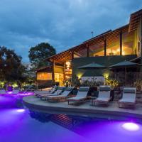 Casa da Lua Pousada, hotel in Alto Paraíso de Goiás