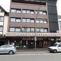 호텔 암 플룩하펜(Hotel Am Flughafen)