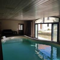 Le clos de la Briollerie, hôtel à Tauxigny