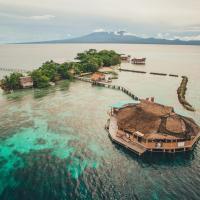Imagination Island, hotel in Gizo