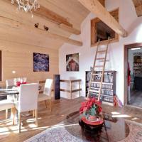 Charmante maison villageoise au cœur du vignoble, hôtel à Chermignon-d'en Haut