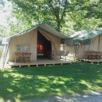 Camping des eydoches - 3 étoiles