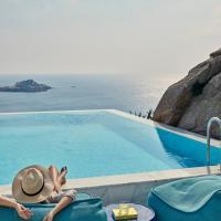 Myconian Ambassador Relais & Chateaux, hotel in Platis Gialos