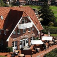 Baltrumer Teestube, Hotel in Baltrum