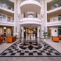 Grand Excelsior Hotel München Airport, hotel in zona Aeroporto di Monaco di Baviera - MUC, Oberding
