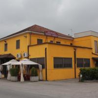 Gustame Ristorante Pizzeria, hotell i San Colombano al Lambro