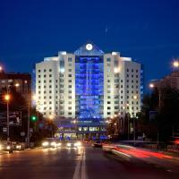 Centre Hotel, отель в Сургуте